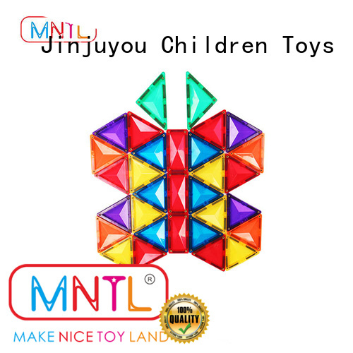 Inspirational magnetic building set Best building block For kids MNTL
