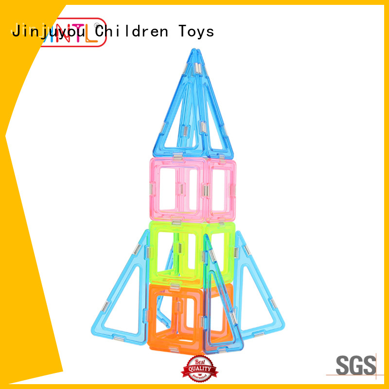 MNTL High quality Crystal Magnetic Building Blocks customization For kids