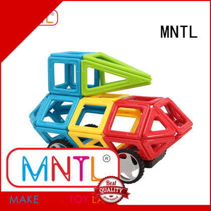 MNTL Red, magnet building blocks Best Toys For Toddler