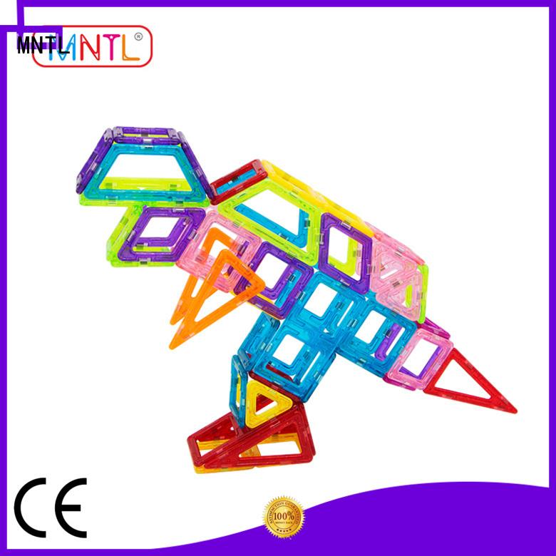 MNTL purple Mini magnetic tiles supplier For Children