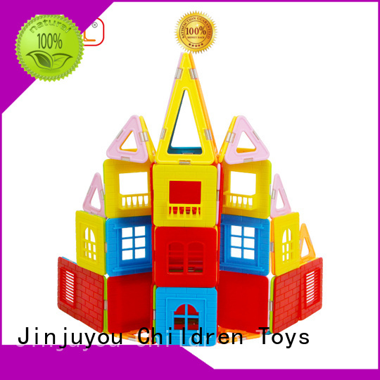 latest Crystal Magnetic Building Blocks High quality supplier For Children