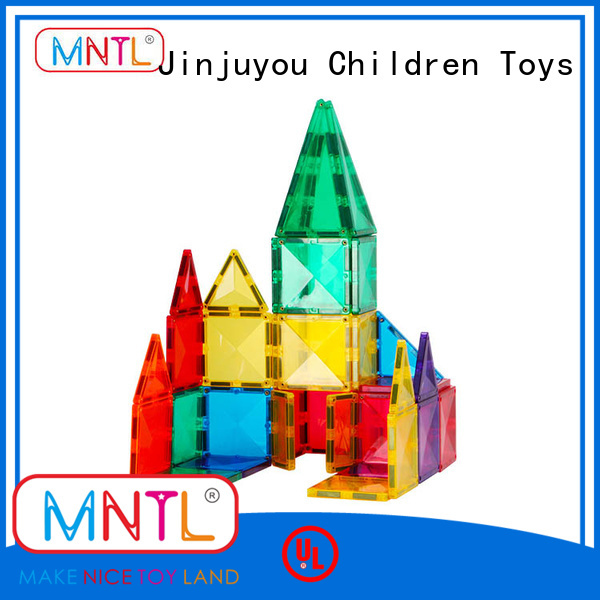 MNTL on-sale Magnetic Building Tiles Magnetic Construction Toys For 3 years old