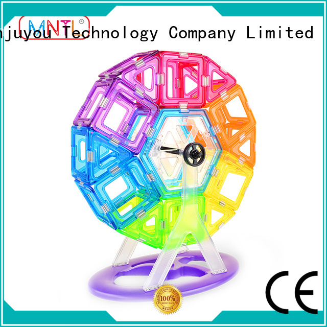 MNTL High quality magnetic childrens toys OEM For Toddler