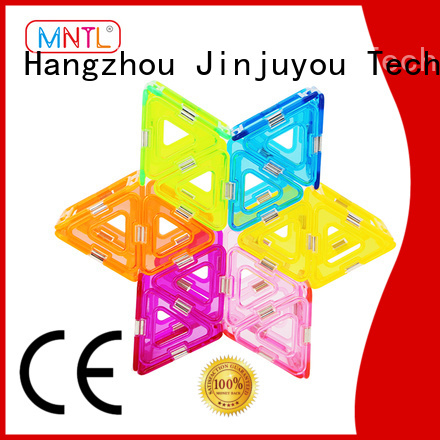 MNTL Conventional Crystal magnetic toys free sample For kids