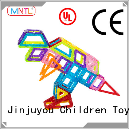 MNTL yellow, magnetic connector toys bulk production For Children