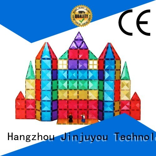 MNTL durable Magnetic Building Tiles Magnetic Construction Toys For 3 years old
