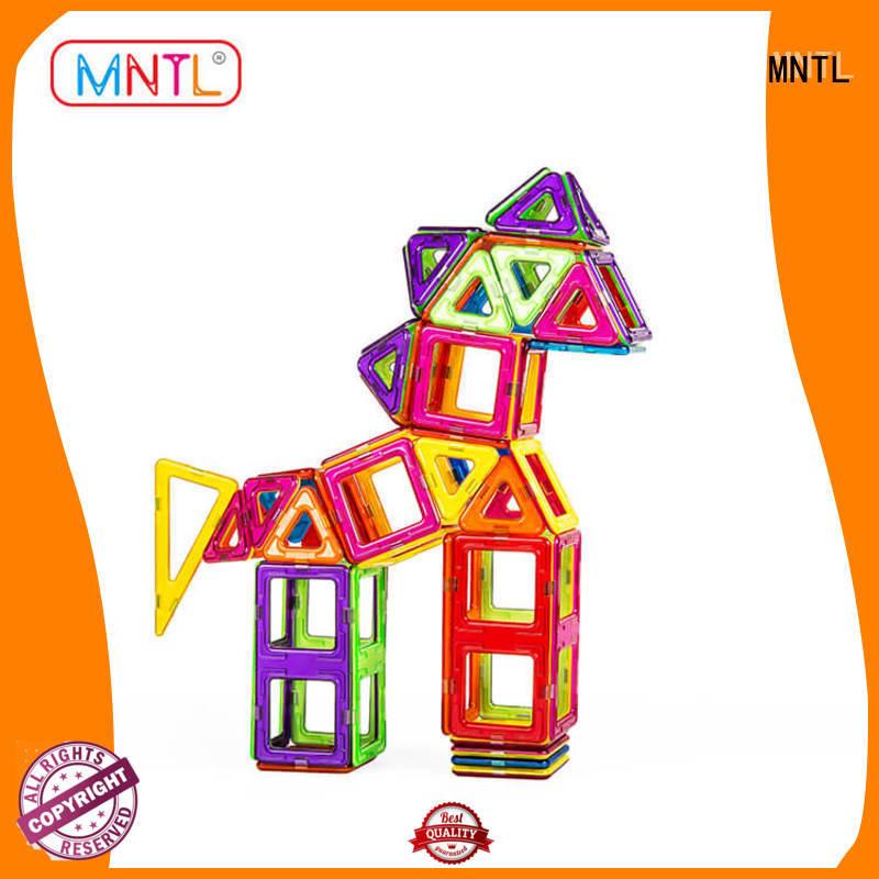 MNTL deep blue, magnetic blocks Best building block For Children