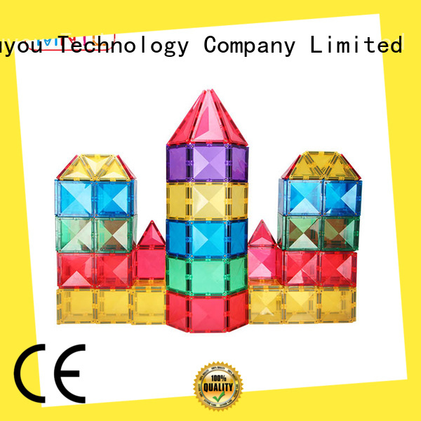 MNTL High quality Magnetic Building Tiles Best building block For 3 years old