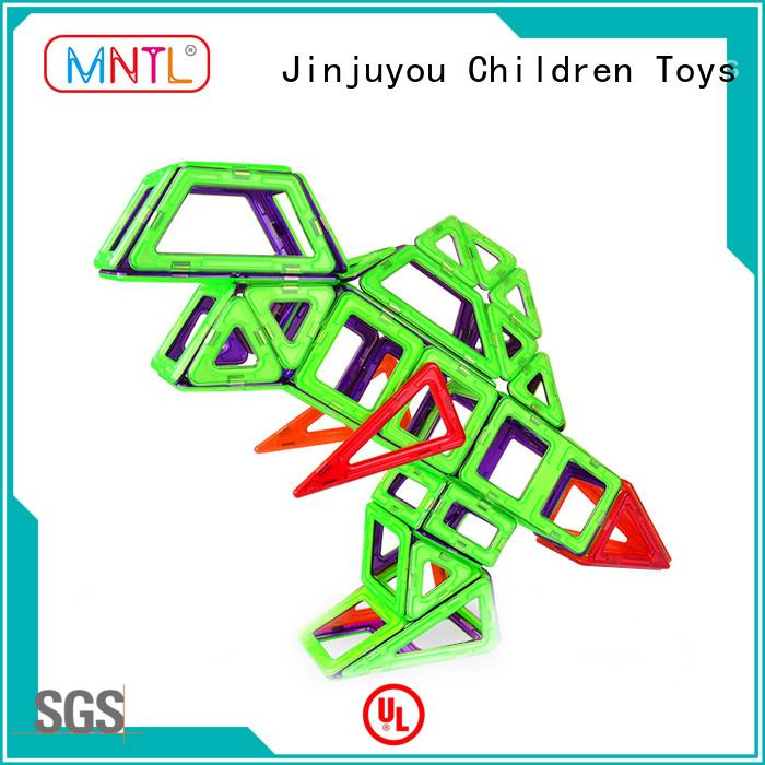 2019 Classic Magnetic Building Blocks orange, Best Toys For Toddler