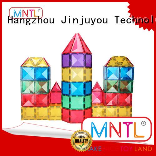 MNTL Red, magnetic tiles Best Toys For Children