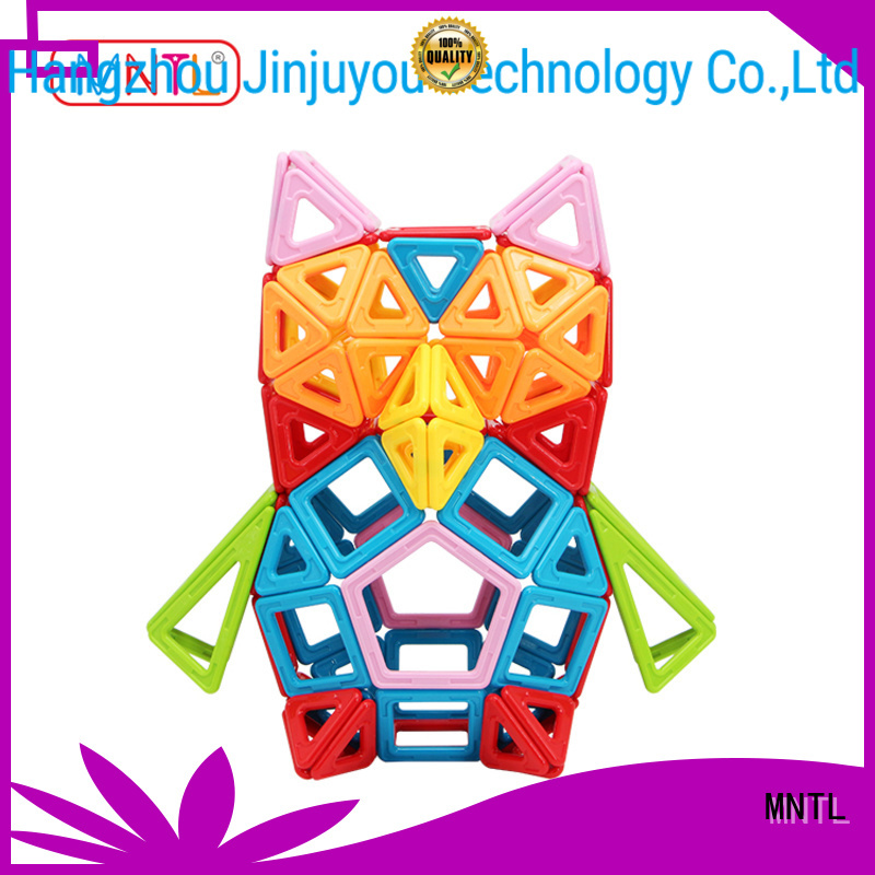 2019 magnetic blocks yellow, Magnetic Construction Toys For kids