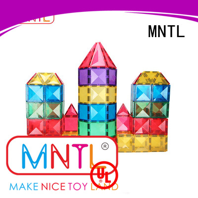 strong magnet magnetic building blocks Magnetic Construction Toys For 3 years old MNTL