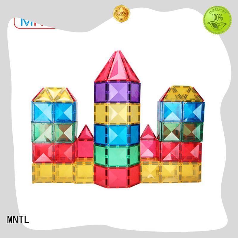 MNTL ABS plastic magnetic tiles for kids Best Toys For kids