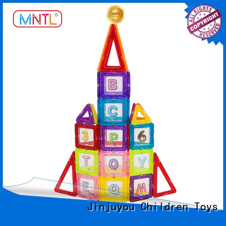 MNTL 2019 hot toys Mini building magnets supplier For Children