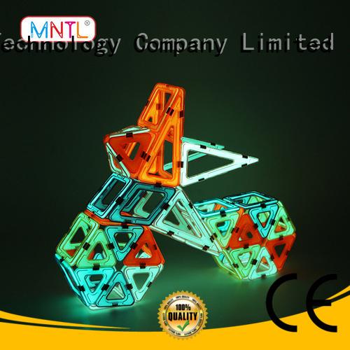MNTL yellow, magnetic blocks Best Toys For Children
