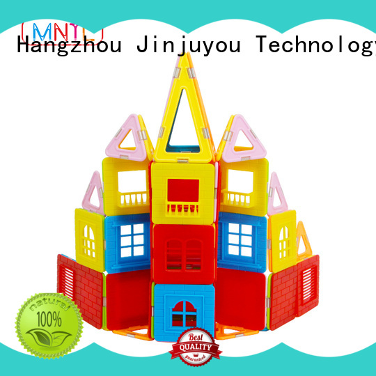 MNTL strong magnet magnetic building blocks for toddlers OEM For kids