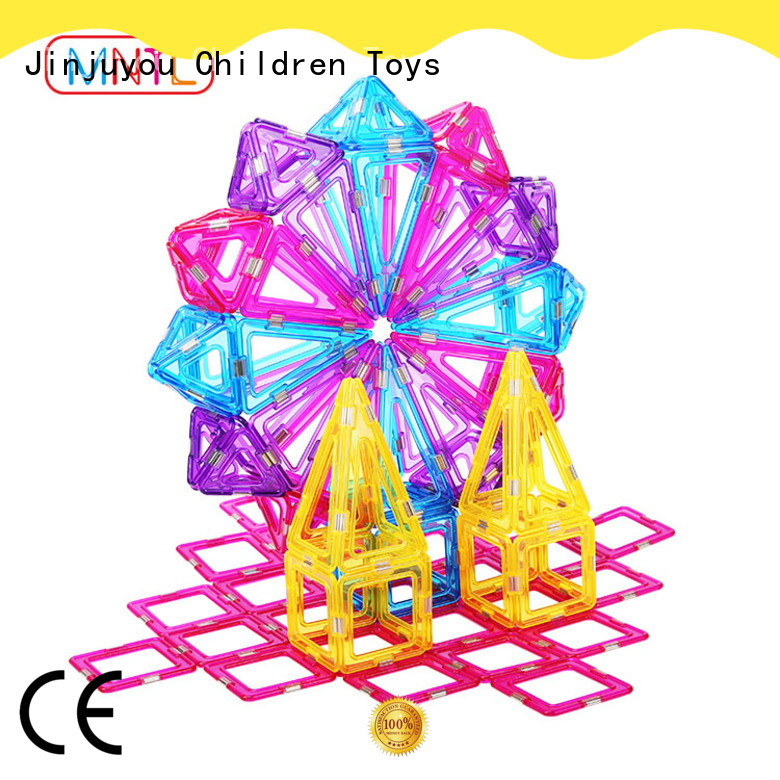solid mesh magnetic building blocks for toddlers Conventional supplier For kids