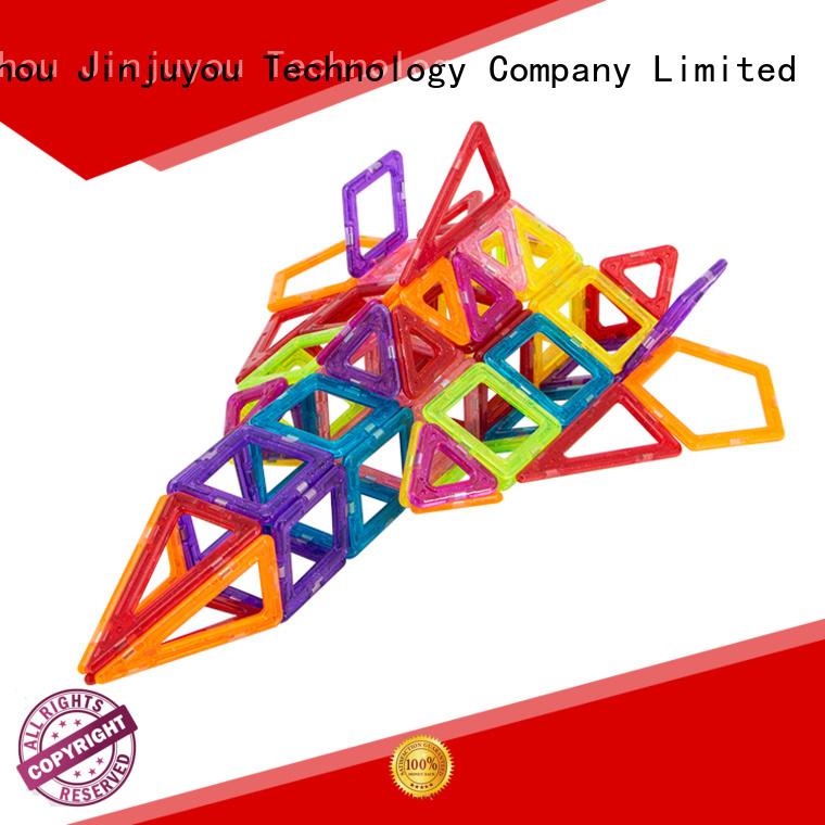 MNTL Red, Mini building magnets bulk production For Children