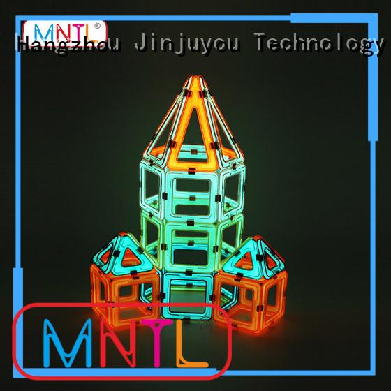 ABS plastic Magnetic Building Blocks Diy Toys Best building block For kids MNTL