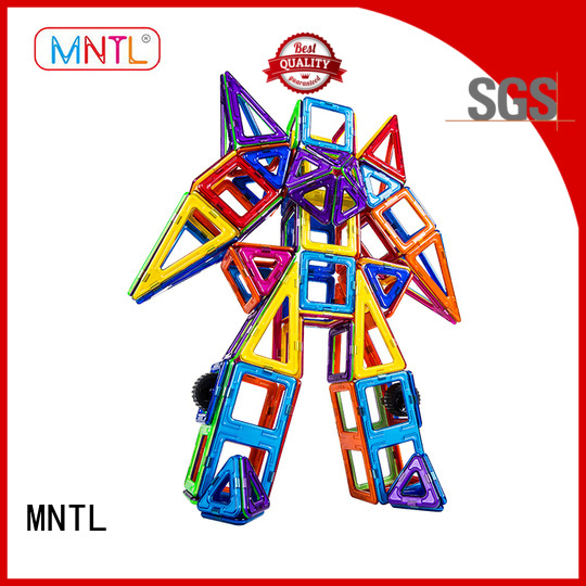 Hot building block magnetic blocks ABS plastic Best Toys For kids