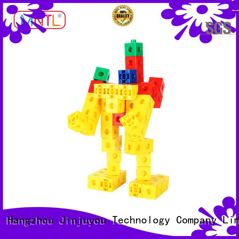 MNTL Red, plastic blocks toys ABS plastic For kids