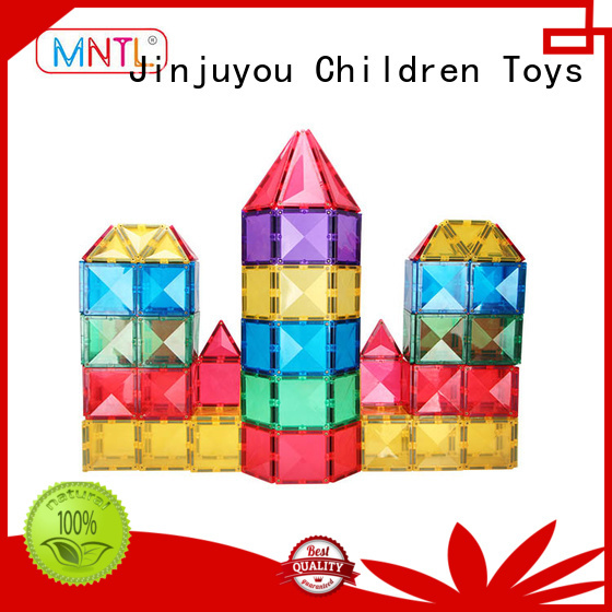 MNTL solid mesh Magnetic Building Tiles DIY For Children