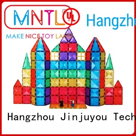 on-sale Magnetic Building Tiles ABS plastic Best Toys For kids