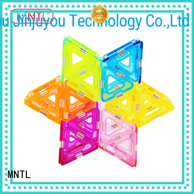 MNTL durable Crystal picasso tiles free sample For Toddler