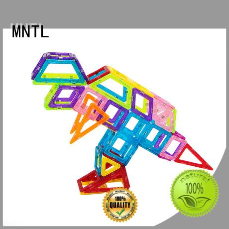 Best toy for children Mini building magnets blue, customization For Children