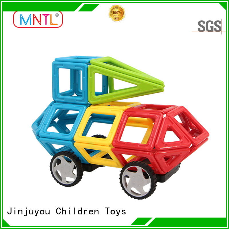 MNTL 2019 Classic Magnetic Building Blocks Magnetic Construction Toys For kids