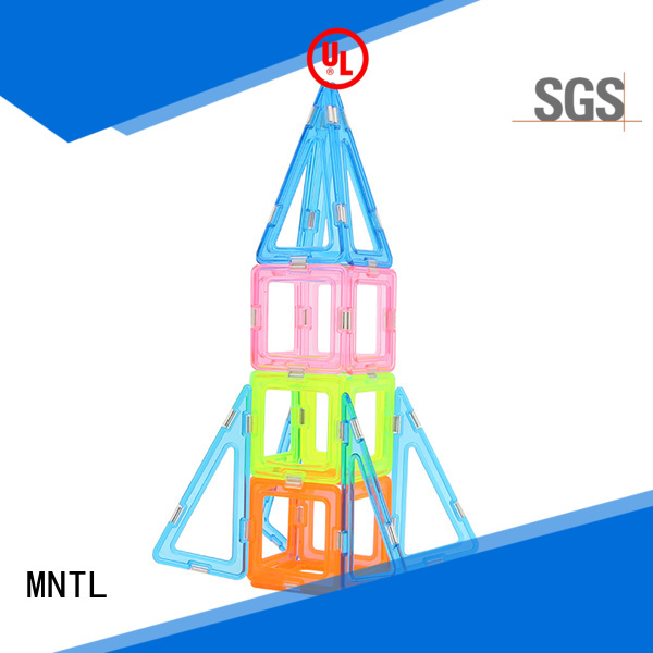 MNTL strong magnet Crystal magnetic toys bulk production For kids