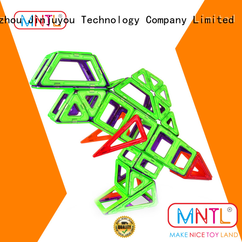 MNTL 2019 magnetic blocks Magnetic Construction Toys For kids