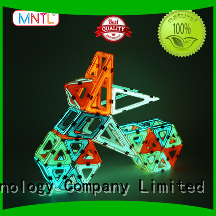 MNTL Hot building block Classic Magnetic Building Blocks Magnetic Construction Toys For Toddler
