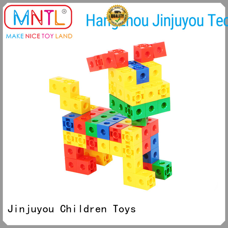 MNTL High quality vintage plastic building blocks ABS plastic For Children