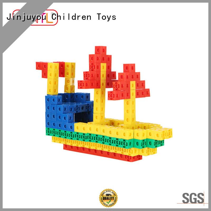 MNTL High quality Plastic building toys deep blue For kids