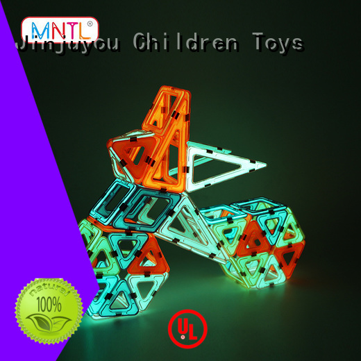 MNTL 2019 magnetic blocks Best Toys For Children