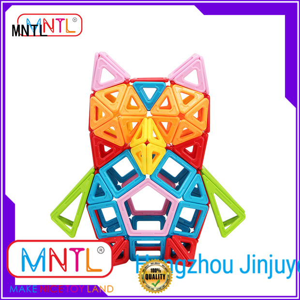 MNTL deep blue, magnetic blocks toys Best building block For Children