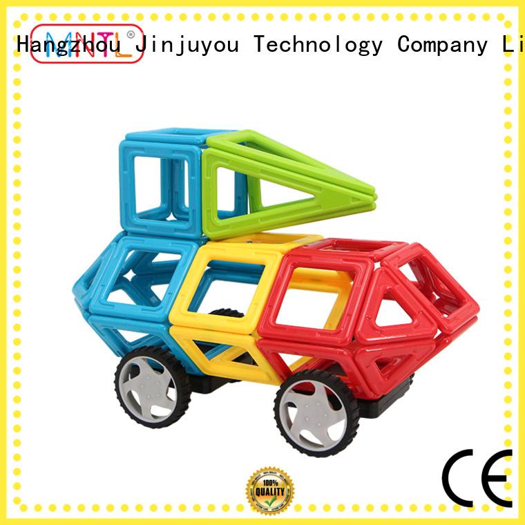 MNTL ABS plastic magnetic blocks Best building block For Toddler