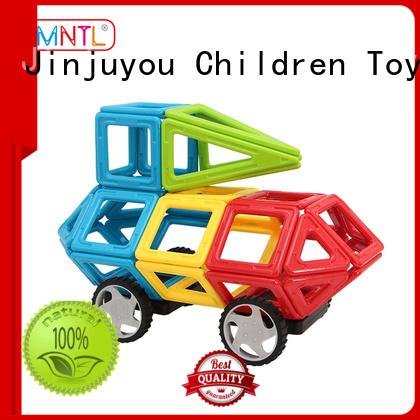 MNTL 2019 magnetic blocks DIY For Toddler