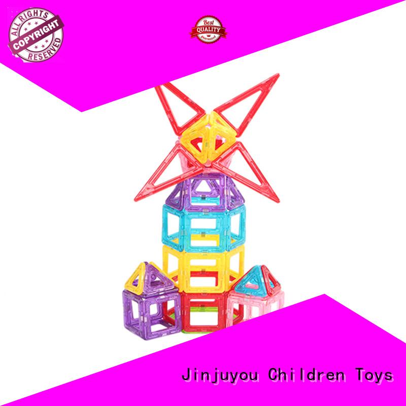 MNTL Magnetic MINI Size Tiles Building Blocks Diy Toys Set A8309 200 pcs with Wheels and Ferris Wheel Set For Kids