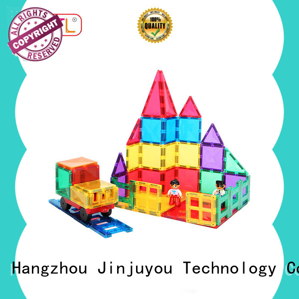 MNTL durable childrens magnetic tiles Best building block For kids
