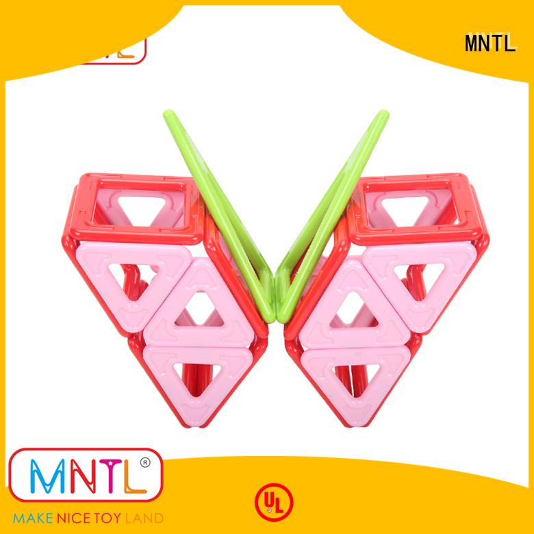MNTL ABS plastic magnetic shape toys Best Toys For kids