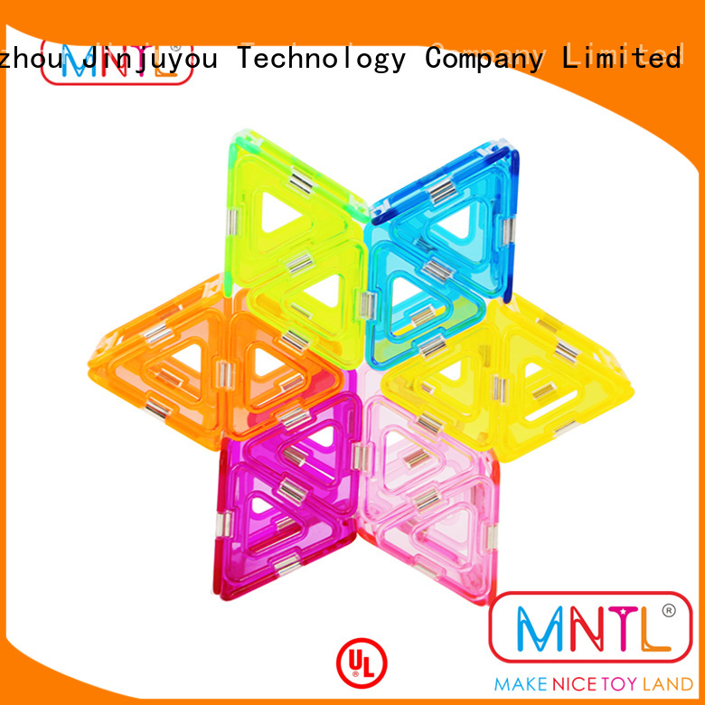 at discount Crystal Magnetic Building Blocks Conventional OEM For Toddler