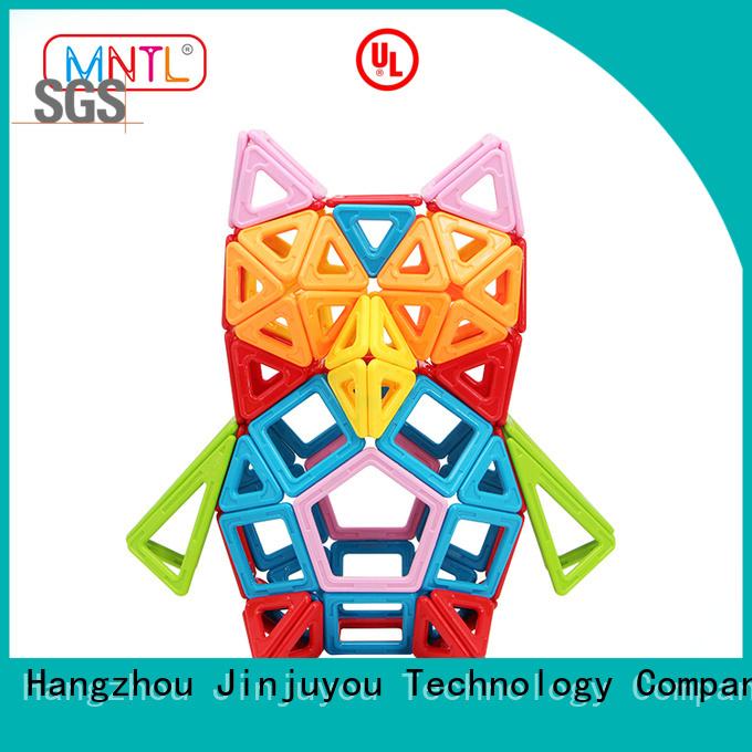 MNTL 2019 Classic Magnetic Building Blocks Best Toys For Children