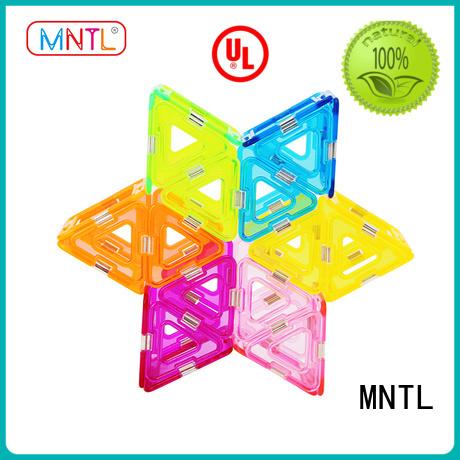 MNTL high-quality Crystal magnetic toys bulk production For Toddler