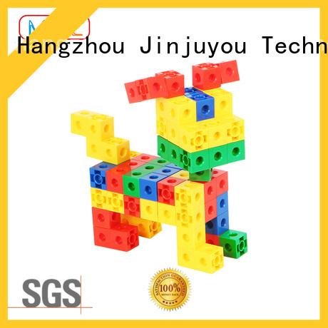 MNTL 100Pcs Children Construction Colorful Cube Plastic Bricks Toys H8102 Set for Kids