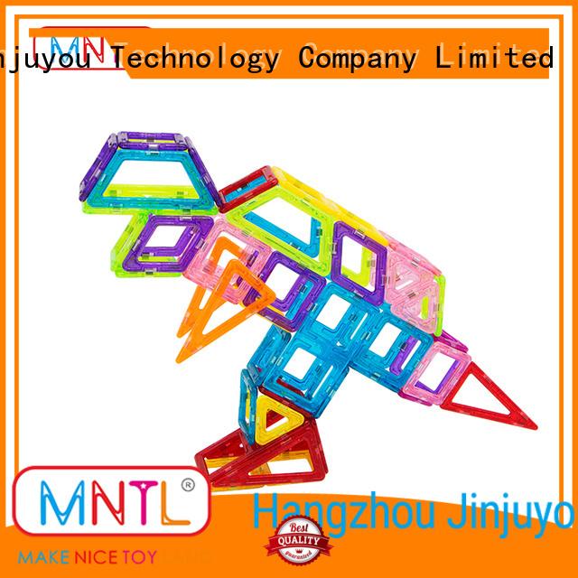 MNTL Best toy for children Mini magnetic tiles free sample For kids over 3 years