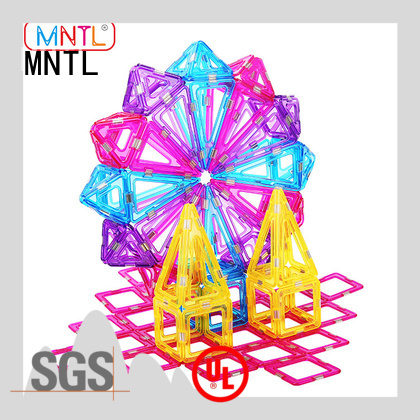 high-quality magnetic squares and triangles Conventional ODM For Toddler