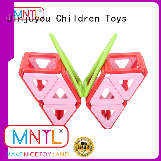 MNTL 2019 magnetic blocks Best Toys For Toddler