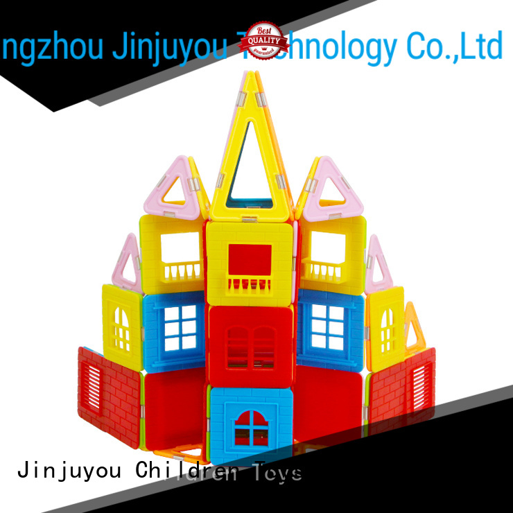 MNTL Conventional Crystal Magnetic Building Blocks ODM For Children